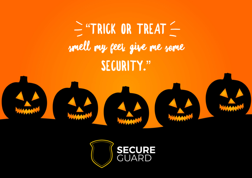 Halloween Security Tips