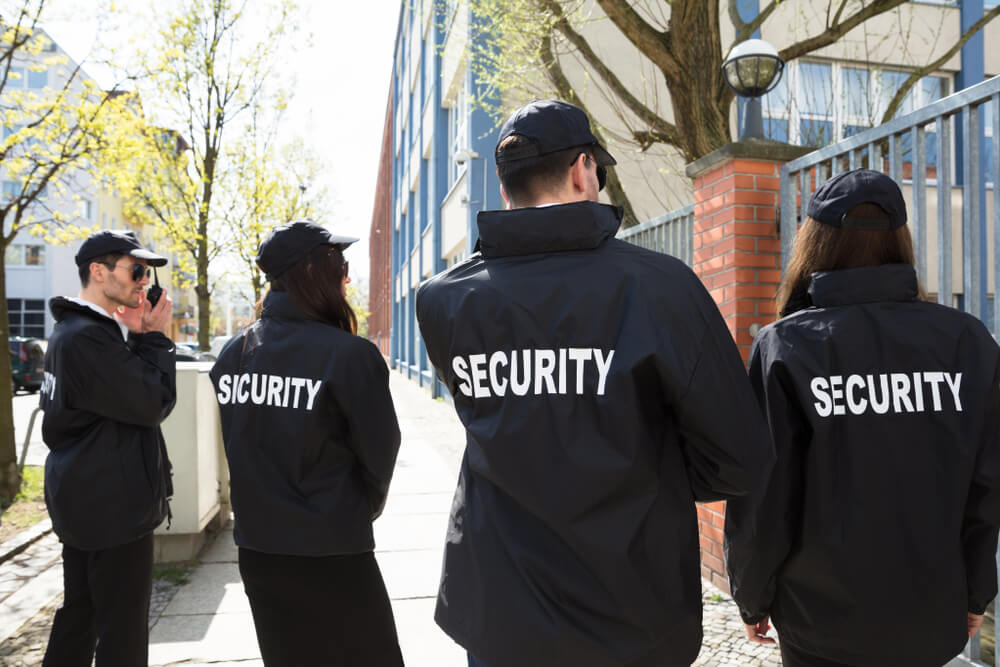 Consistent security officers